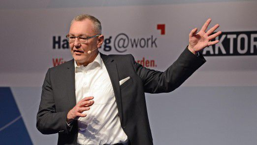 Christian Dyck, Geschäftsführer und Head of Innovations & Product bei kloeckner.i.