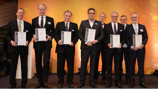Bewerben Sie sich für den CIO des Jahres und stehen auch Sie im Bayerischen Hof auf der Bühne!