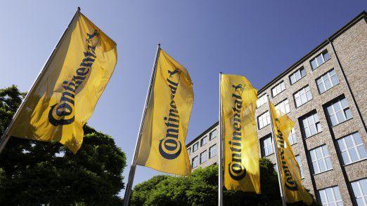 Continental möchte mit dem Versuchsfahrzeug CUbE im Bereich Robo-Taxis forschen.