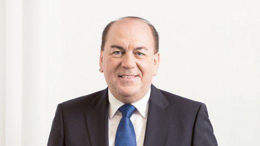 UBS-Verwaltungsratschef Axel A. Weber