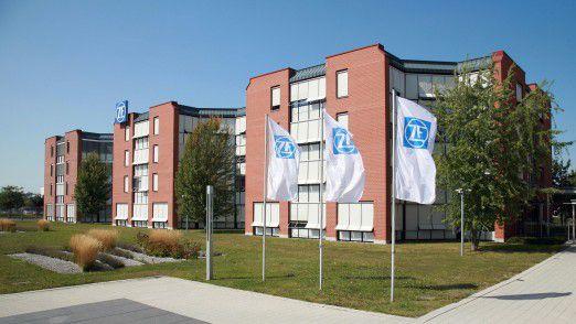 Forschungs- und Entwicklungszentrum der ZF Friedrichshafen AG