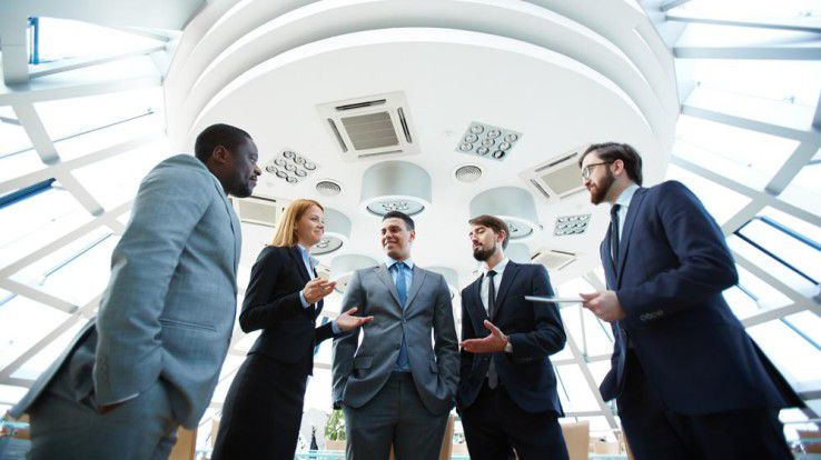 Die digitale Transformation erfordert vom CIO viel Abstimmung.