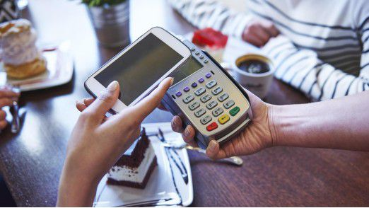 Bezahlen per Smartphone