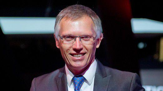 Chef des französischen Autobauers PSA, Carlos Tavares
