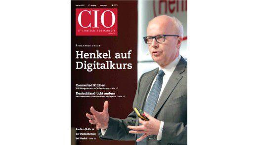 Das neue CIO-Magazin Mai/Juni 2017.