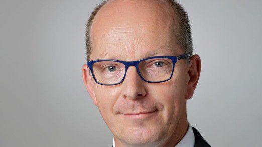 Michael Lütjann ist global für die IT der Logistik bei Imperial verantwortlich.
