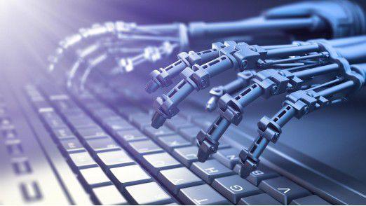 Künstliche Intelligenz kann laut McKinsey das Bruttoinlandsprodukt hierzulande um 160 Milliarden Euro steigern.