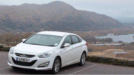 Der Hyundai i40 ist der Spitzenreiter der offen beworbenen Sonderangebote auf dem Automarkt.