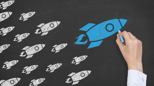 Um in der digitalen Welt mit seinem Unternehmen durchzustarten, sind Führungsqualitäten gefragt.