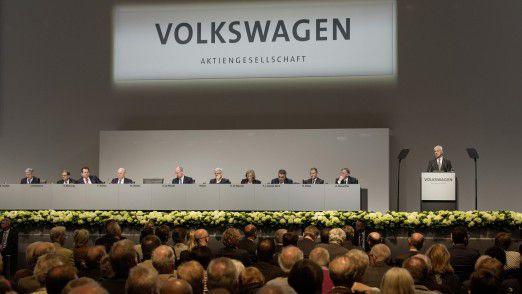Volkswagen-Hauptversammlung 2017