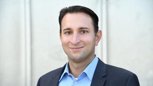 """Osram entwickelt sich zum Softwareunternehmen, sagt CIO Kian Mossanen: """"Die IT muss dabei zum Treiber der Veränderung werden."""""""