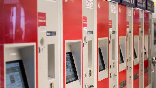 Der Hacker-Angriff hat unter anderem die Ticketautomaten der Deutschen Bahn lahmgelegt.