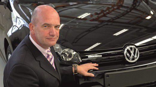 Bernd Osterloh, Vorsitzender des Gesamt- und Konzernbetriebsrats der Volkswagen AG