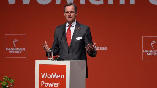 Wolfram von Fritsch steht nach Angaben der Hannoverschen Allgemeinen Zeitung als Chef der Deutschen Messe vor dem Aus.