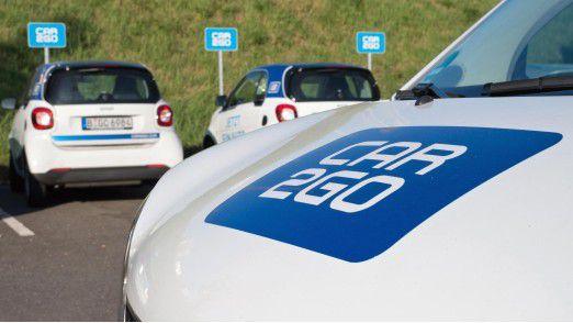 Car2Go soll mit DriveNow und weiteren Konzerntöchtern von BMW und Daimler zu einem Gemeinschaftsunternehmen verschmolzen werden.