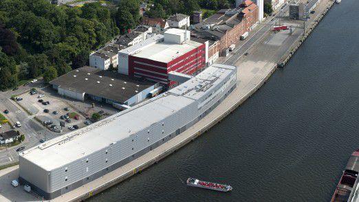 Die Brüggen KG hat ihren Hauptsitz in Lübeck.