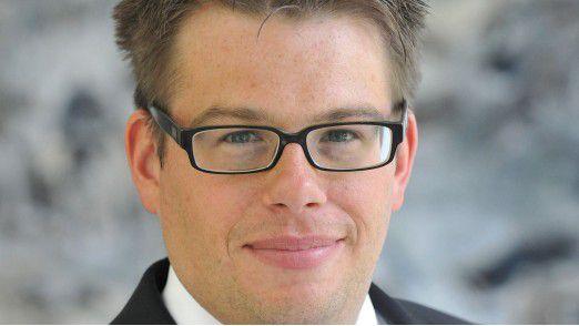 Dennis Lentz ist CIO bei HeidelbergCement.