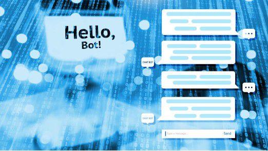 Bots sind ein aktuelles Netz-Phänomen.
