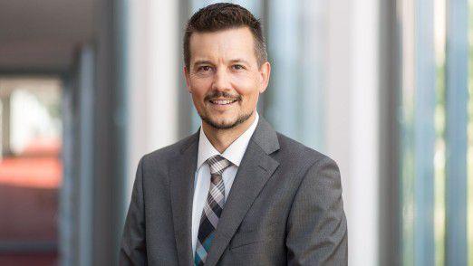 Alexander Stamm ist CIO bei der SEW-Eurodrive GmbH.