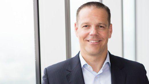 Guido Eidmann ist Mitglied des Vorstandes der Telefónica Deutschland Holding AG.