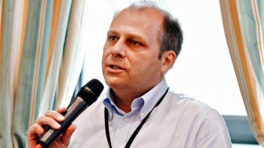 """Rainer Sträter, Head of Global Platform Hosting bei 1&1 Internet in Karlsruhe, wünscht sich von den Server-Herstellern vor allem """"die beste TCO""""."""