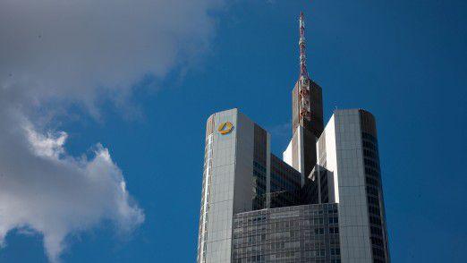 Die Commerzbank gilt als Übernahmeziel. Europäischen Großbanken wird ein Interesse nachgesagt.