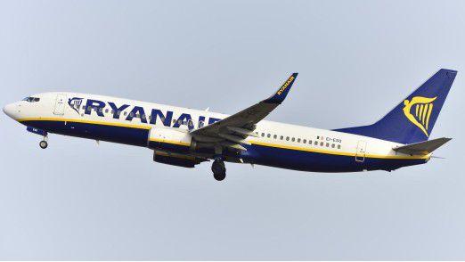 Ryanair droht Ungemach.