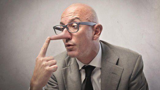 Lügen ist menschlich. So belügen sich Chief Information Officer.