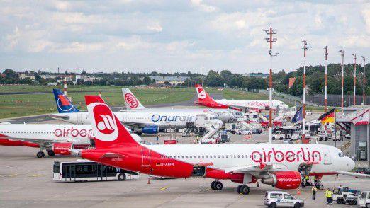 Der letzte Air-Berlin-Flug geht am 27. Oktober von München nach Berlin.