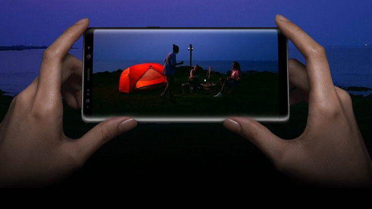 Mit dem Galaxy Note 8 hat Samsung den Nachfolger des Note 7 präsentiert, das vor allem wegen seiner Akku-Probleme für Schlagzeilen sorgte.r