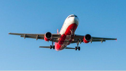 Wichtig für Flugreisende: Air-Berlin-Flugtickets für die Zeit nach dem 28. Oktober verfallen.