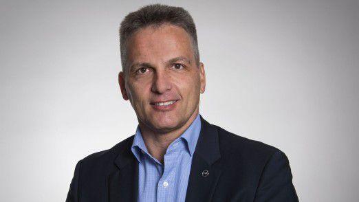 Thomas Külpp arbeitet seit 27 Jahren bei Opel - nun als CIO der Opel Automobile GmbH.