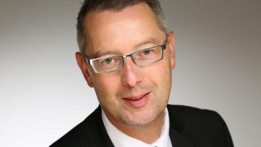 Uwe Dmoch ist CIO bei Kelvion.