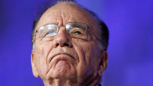 Mit der Übernahme des britischen Medienkonzerns Sky will Rupert Murdoch noch mächtiger werden.