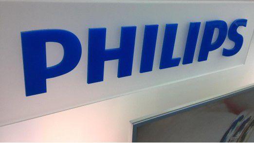 Philips nimmt sich den Gesundheitsmarkt vor.