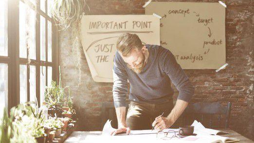 """Es kann durchaus motivierend wirken, Aufgaben als """"erledigt"""" zu markieren."""