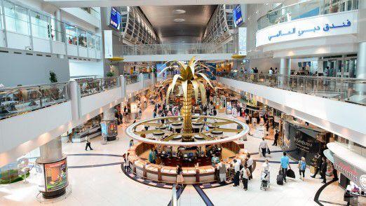 Der Dubai International Airport soll mit Hilfe von Real Time Data Analytics zum besten Flughafen der Welt werden.