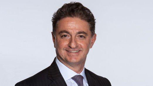 Adel B. Al-Saleh, Telekom-Vorstand und CEO von T-Systems