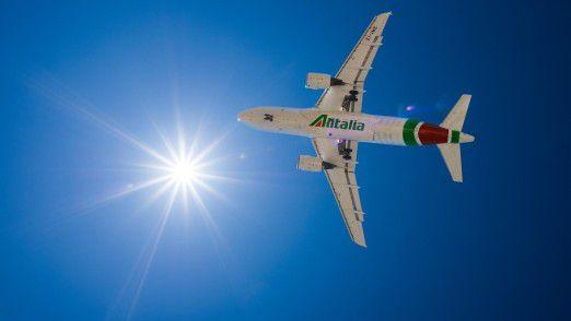 Der europäische Flugmarkt steckt mitten im Umbruch. Ryanair ist im Bieterrennen um Alitalia schon nicht mehr dabei. Davon profitiert Easyjet.