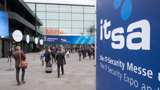 Die IT-Security-Messe it-sa bietet Lösungen zu Cloud, Mobile & Cyber Security, Daten- & Netzwerksicherheit.