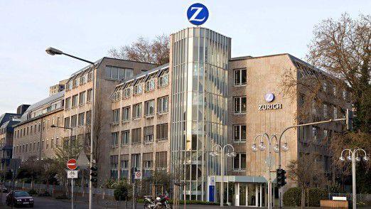 Sitz der Direktion Köln der Zurich Gruppe Deutschland. Kundenorientierung, Innovationen und Vereinfachung sollen die Unternehmenskultur bestimmen.