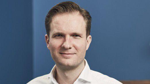 Sebastian Hentzschel ist CTO beim Musikverlag BMG.