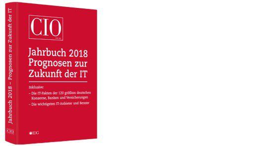 Das CIO-Jahrbuch 2018.