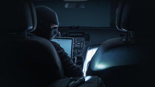Der Schutz von Autos gegen Eingriffe von außen ist oft mangelhaft.