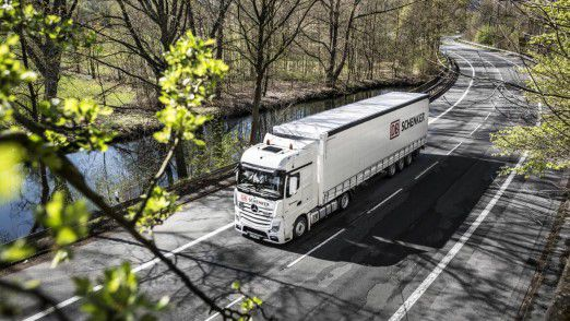 Autonomes Transport-Management: Für Sontheimer gehört das zur mittel- bis langfristigen Digitalstrategie.