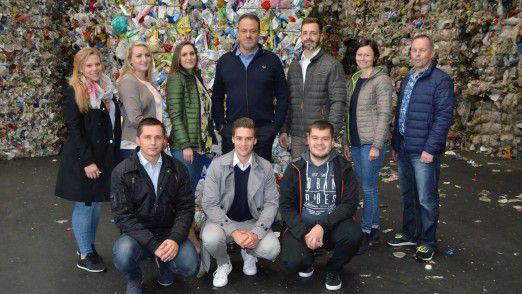 Thorsten Pawelczyk und sein junges Team waren bei Tösnmeier die Antreiber der digitalen Transformation.