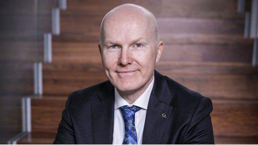Alexander Bockelmann rückt in den Vorstand der Uniqa auf.