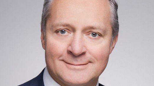 Udo Wilcsek ist IT-Vorstand im Alte Leipziger - Hallesche Konzern.