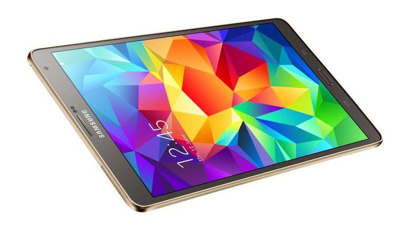 Samsung Galaxy Tab S 8.4: Großartiges AMOLED-Display, geringes Gewicht, Telefonfunktion