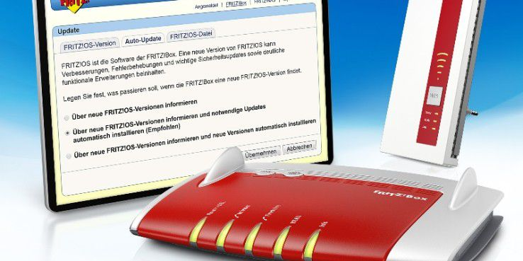 Fritz!OS 6.20 bringt eine Reihe von Neuerungen